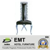 Chaise unique en métal d'hôtel de conception (EMT-HC27)