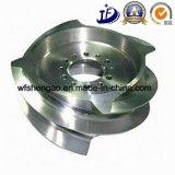 Части металла части CNC изготовленный на заказ нержавеющей стали точности подвергая механической обработке подвергая механической обработке