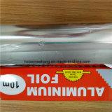 11mic 14mic cocina barbacoa de la hoja de la categoría alimenticia del papel de aluminio