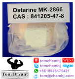 Ostarine (MK-2866) CAS: polvo sin procesar de Sarm de 841205-47-8/Body-Building