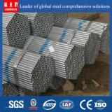 Tubo de acero galvanizado para hacer los muebles