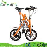 Mini bicicleta de dobramento do bolso da liga do Al da bicicleta da velocidade da bicicleta 7