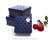 Горячим подгонянная сбыванием коробка картона подарка рождества бумажная упаковывая