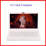 14 ordinateur portatif de cahier de faisceau d'Intel d'ordinateur de Windows 10 de pouce