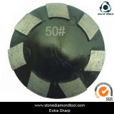 100mm Metal Grinding Tool Diamond Polishing Pad para Klindex Machine