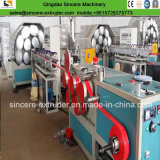 PVC Fiber Reinforce Single (double) Layer Woven Loop Production Line