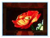 Écran de visualisation d'intérieur polychrome de films de l'étape DEL DEL du balayage P7.62 1/8