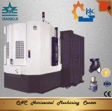 H50 CNC 수평한 기계로 가공 센터를 위한 740mm x-축