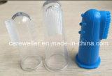 Bebé cepillo de dientes de silicona para el claro