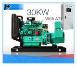 Générateur diesel du constructeur 30kw/37.5kVA d'engine de Weifang avec l'ATS