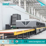 Landglass a forcé des machines de verre trempé de convection