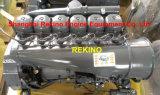Motor diesel refrigerado de Deutz F6l912W para el cargador de la explotación minera de subterráneo