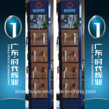 Porte Bi-Se pliante en aluminium avec la bonne qualité et l'audit sur place de TUV