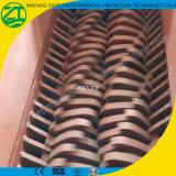 Défibreur/broyeur en caoutchouc pneu de Wast/moulin en caoutchouc récupéré de rectifieuse