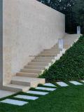 Alti livelli di scultura del camino del calcare del granito da vendere ad Europa