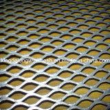 Flachgedrücktes Aluminium erweitertes Metallineinander greifen