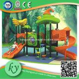 Напольные комплекты спортивной площадки с CE одобрили (KY-10113)