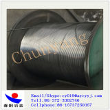 Casi Cored Wire Shrinked Wrapped в Steel Pallet