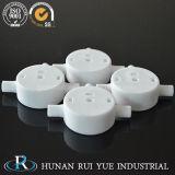 Disque en céramique d'alumine de qualité comme rondelle de robinet/soupape de pétrole/clapet à gaz en céramique