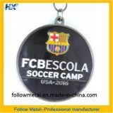 Médaille faite sur commande pour le camp Etats-Unis du football avec le procédé doux d'émail
