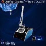 Laser fractionnaire de CO2 de déplacement de vergetures de tube en métal