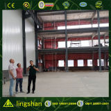 Parking Lots를 위한 낮은 Cost Prefabricated Steel Structure Building