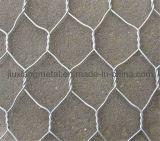 Treillis métallique hexagonal galvanisé (GHWM-34)