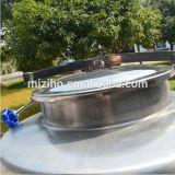 Mzh-S Acero Inoxidable Material del Tanque de Almacenamiento