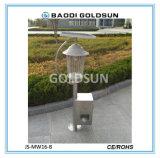 2016新しいデザイン中国の太陽カのトラップの製造者ISO9001 ISO14001