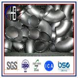 """炭素鋼の肘90/45/180 ASTM A234 1/2 """" - 80 """""""