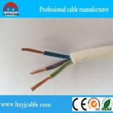 2mm, 2.5mm 2 вырезают сердцевина из, кабель 3 сердечников электрический одиночный