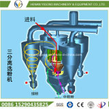 Linea di produzione del calcare separatore della polvere di uso