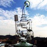 Rokende Pijp van het Water van het Glas van de Pijp van het Glas van het Water van Hbking de Klassieke ModelK66