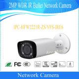 Cámara del CCTV de la red del punto negro de Dahua 2MP WDR IR (IPC-HFW2221R-ZS-IRE6)
