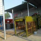 機械かコンクリートブロックの形成機械を作るQty6-15小規模のコンクリートブロック