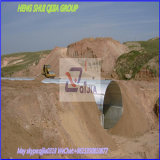 SaleのためのQ235 Corrugated Steel Pipe Culvert