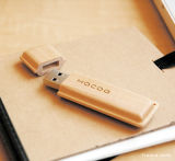 1-128GB 수용량을%s 가진 둥근 나무 USB 섬광 드라이브, 대중적인 나무로 되는 USB