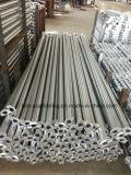 Гроссбух лесов Cuplock горячего DIP гальванизированный для строительного материала