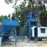 Het Mengen zich van de Apparatuur van de bouw Mini Concrete Installatie (Hzs 25)
