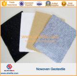 De largo de fibra no tejida punzonada geotextil Fabricante