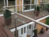 OEM обслуживает приветствованное приспособлений /Glass струбцины нержавеющей стали стеклянное (80020)/строительный материал/балюстраду/стальную трубу/оборудование/Railing/поручень/Handtool/трубу