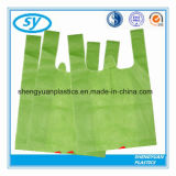 Het Winkelen van het Embleem van het Ontwerp van de douane Biologisch afbreekbare Plastic Zak