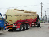 2 Comparments를 가진 중국 공장 부피 시멘트 탱크