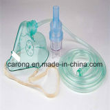 메마른 의학 단일 용도 간단한 산소 마스크