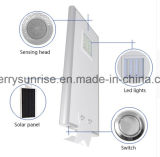 Os mini painéis solares vendem por atacado a luz solar integrada IP65 solar ao ar livre de Streeet da lâmpada para a venda