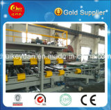 Cadena de producción de acero del panel de emparedado