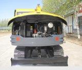 Excavadores hidráulicos de la correa eslabonada hechos en China