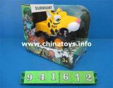 Förderung-Geschenk-Plastik spielt Auto-Friktions-Tierauto (941617)