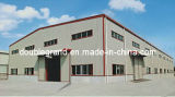 Magazzino d'acciaio della struttura d'acciaio di /Prefabricated di montaggio