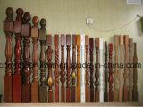 Schnitzende und bohrencnc-Holzbearbeitung-Drehbank-Maschinerie